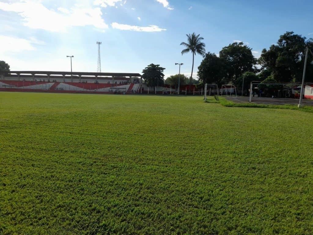 El Estadio Topiltzín la nueva sede de C.D. Platense